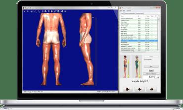 ПО для 3D сканирования человека