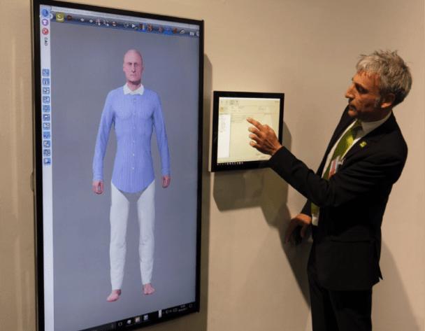 Виртуальная примерка Virtual Mirror Assyst