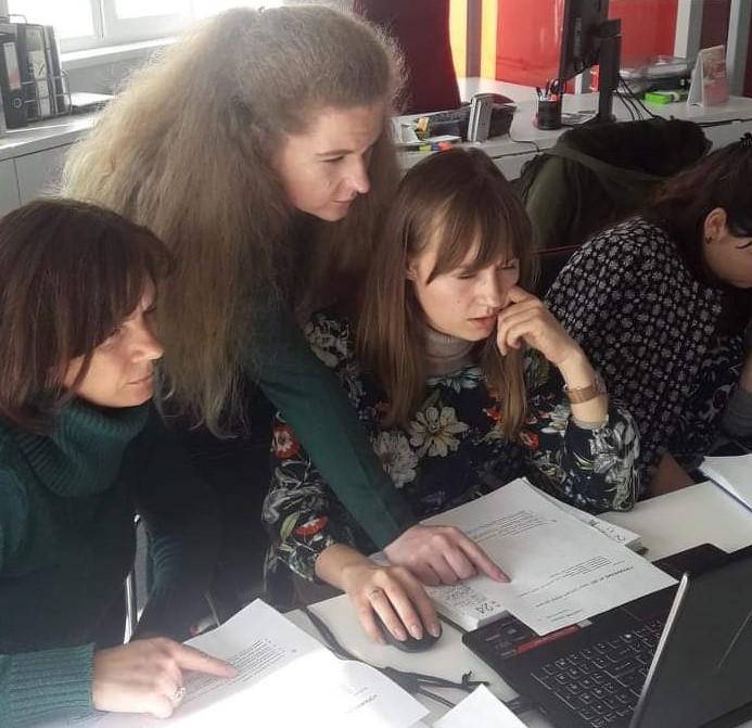 Тренинг Assyst для преподавателей Луцкого НТУ